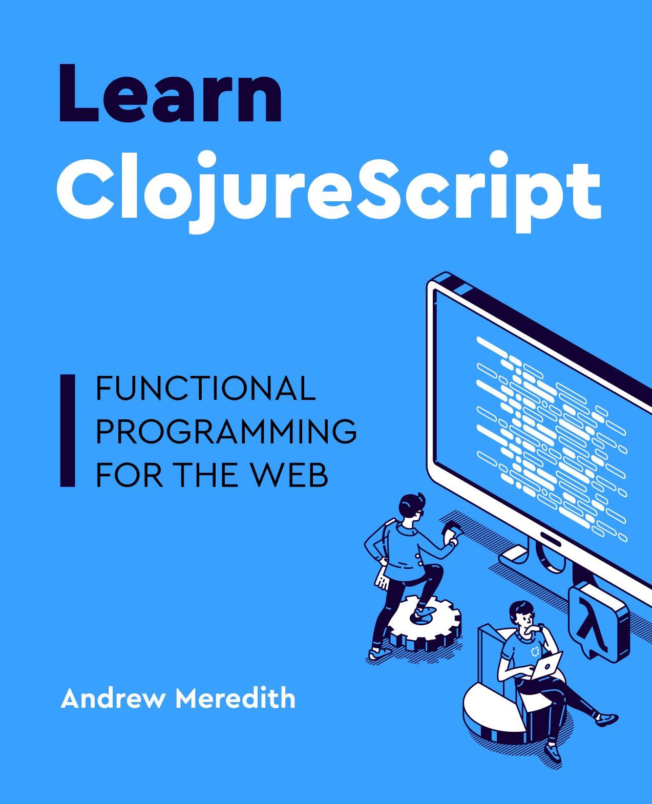 Cover Image for Learn ClojureScript